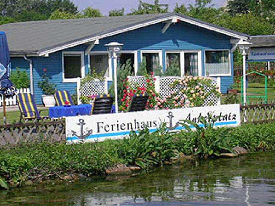 """Ferienhaus """"Ankerplatz"""""""
