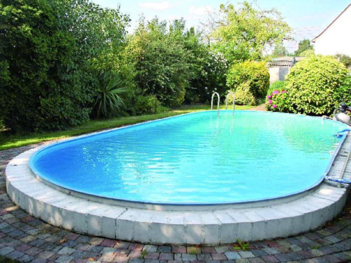 Ferienwohnung anneliese kellewald emmerich am rhein for Schwimmbad im garten