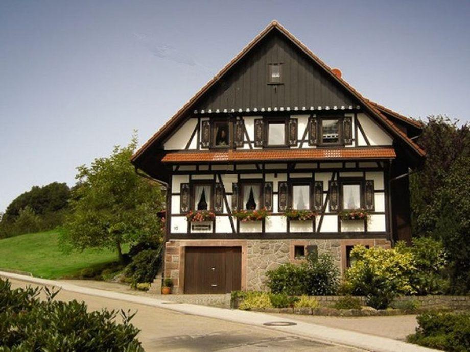 Unser idyllisches Schwarzwaldhaus