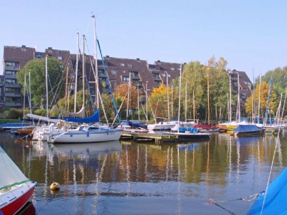 Ferienanlage am Yachthafen