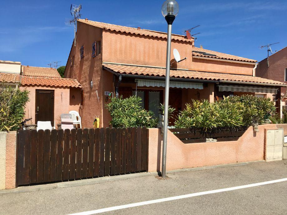 Außenaufnahme Maison du Miró
