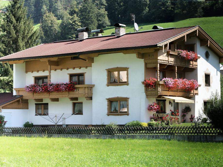 Ferienhaus Barbara - Ferienwohnung Enzian