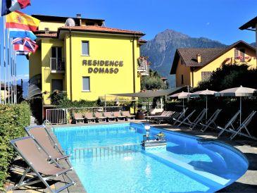 Ferienwohnung Casa Dolce in Residence Domaso