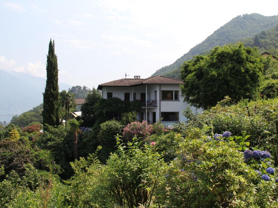 Außenansicht der Villa Gesina