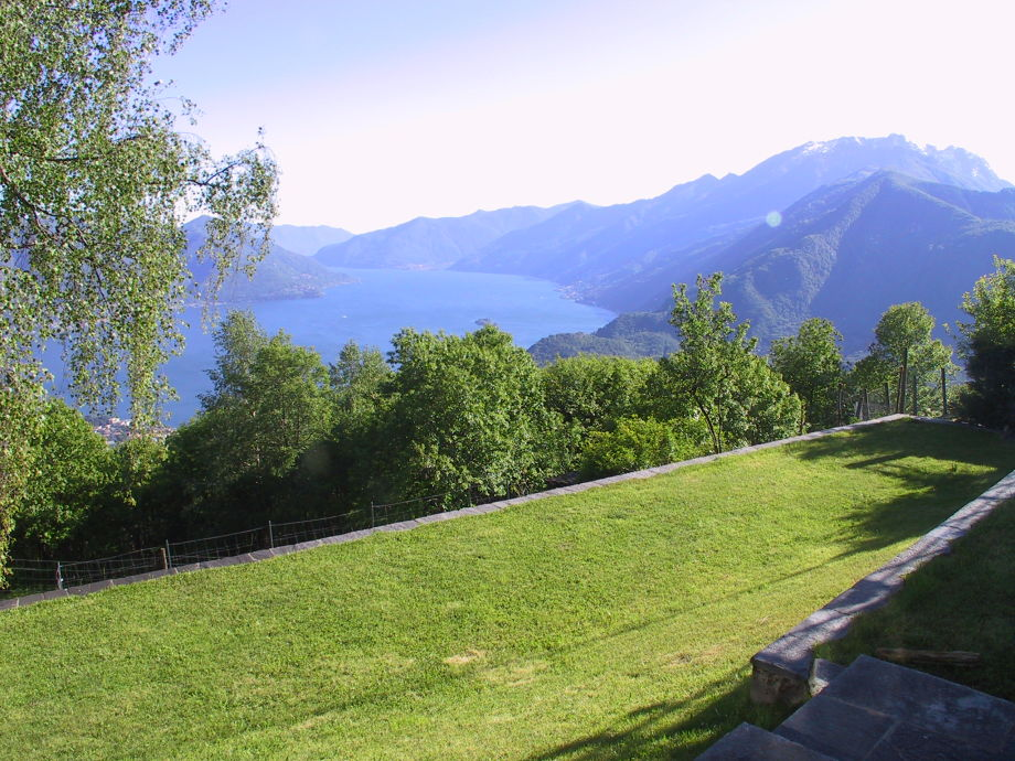 Aussicht auf Lago Maggiore