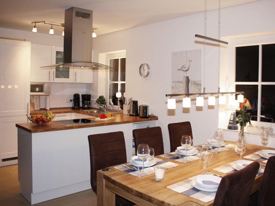 Offene Wohnkuche Mit Wohnzimmer Wohndesign