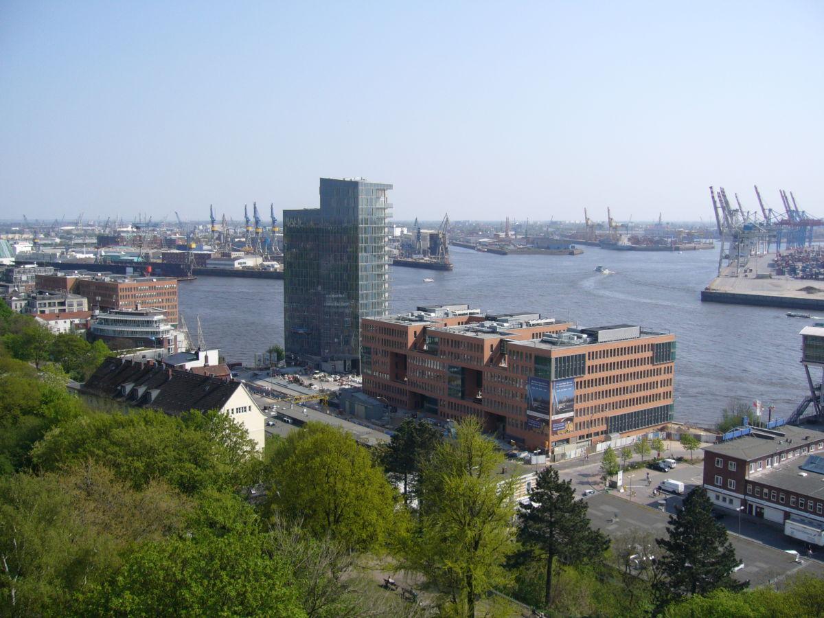Hamburg Hotel Hafenblick