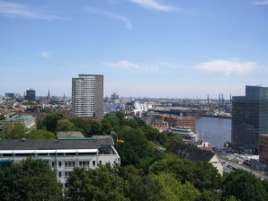 Ferienwohnung Hamburg-Hafenblick