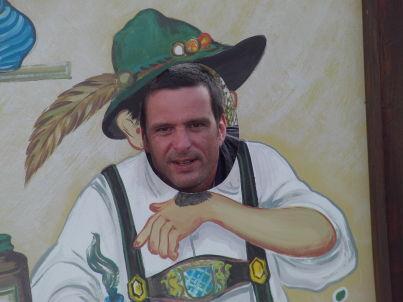 Ihr Gastgeber Wolfgang Wißmeier