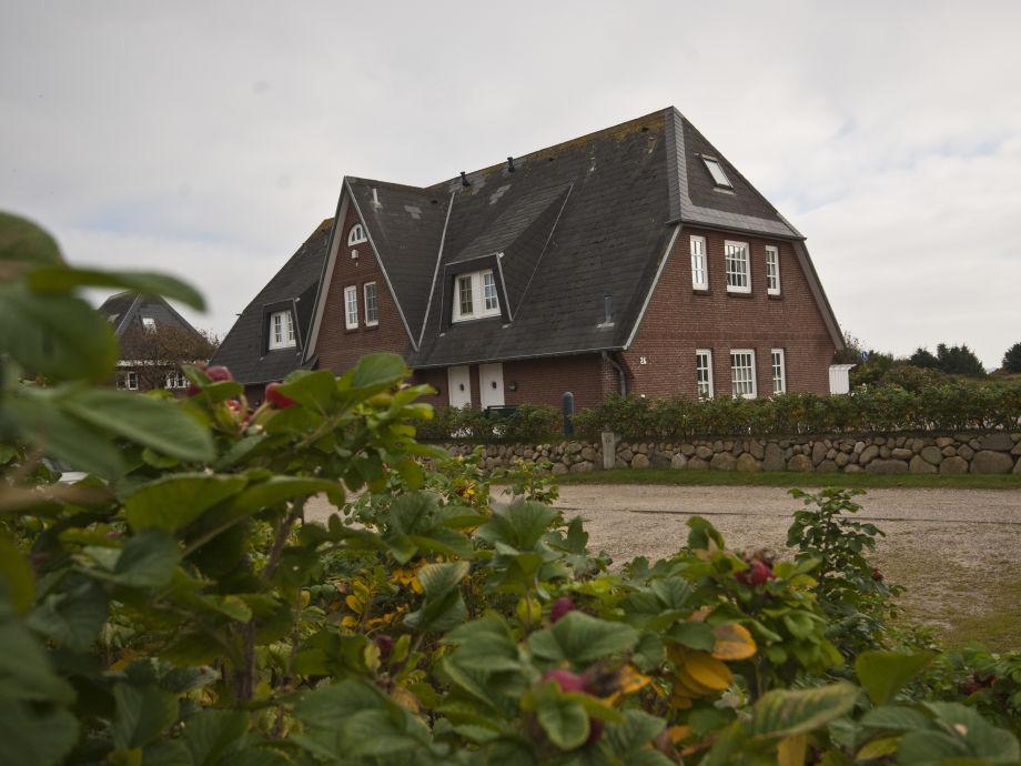 Außensicht des Hauses