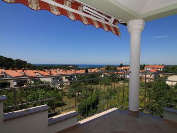 Holiday apartment Villa Symphonie in Porec
