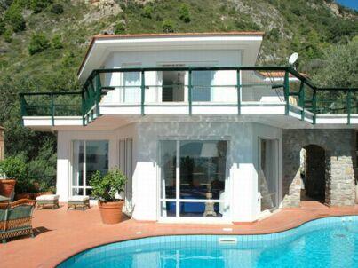 Luxus Villa Nerano