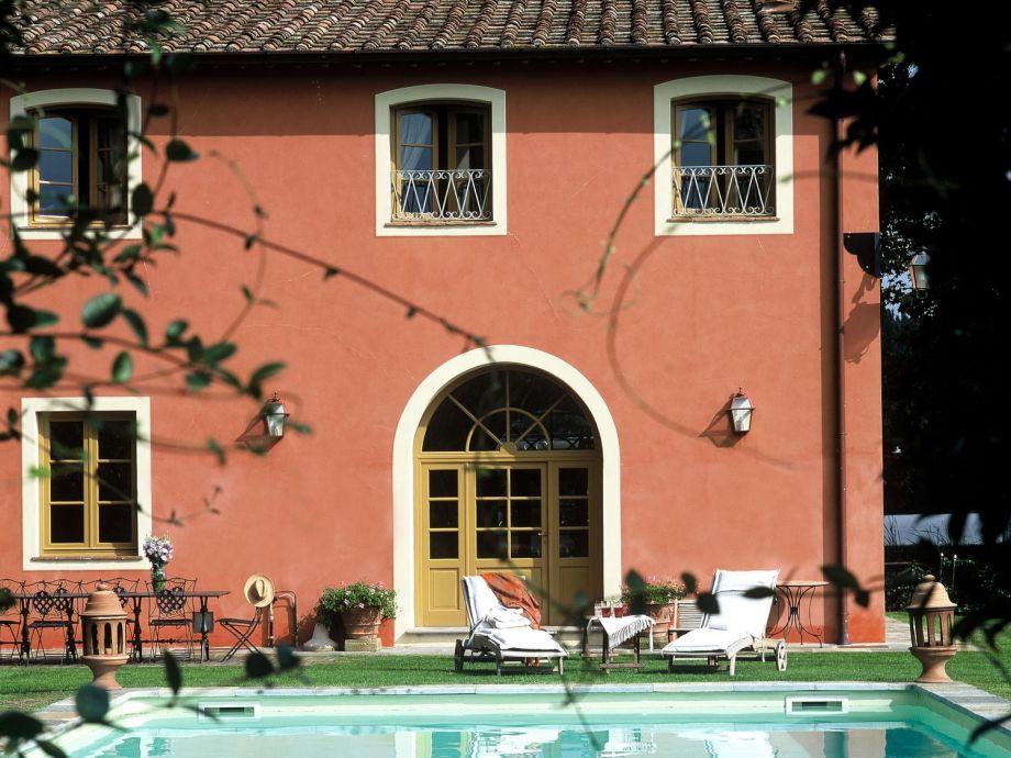 Villa Mateuci mit Pool