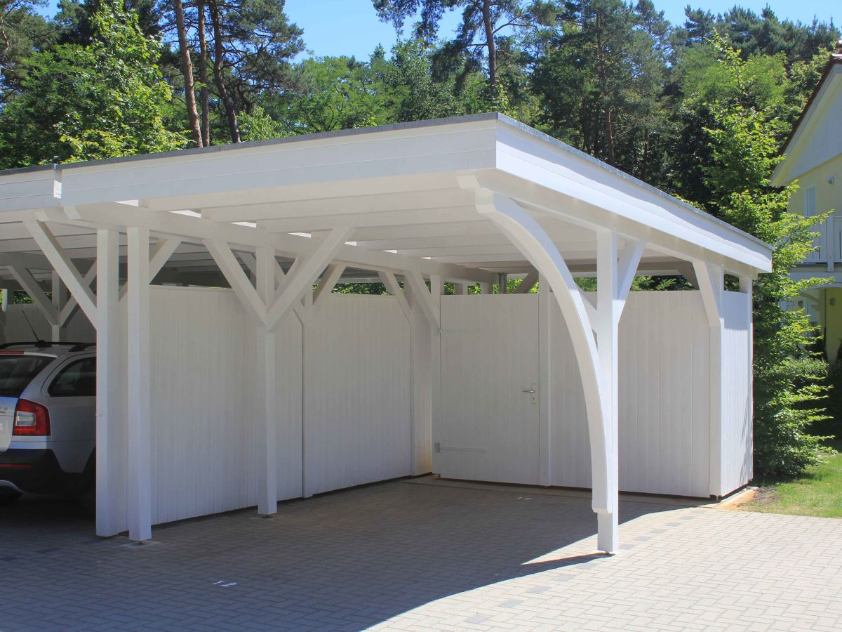 carport mit schuppen flachdach carport mit schuppen carports mit schuppen wu93 hitoiro. Black Bedroom Furniture Sets. Home Design Ideas