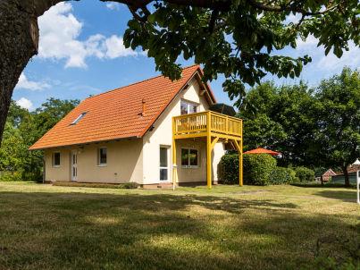 Müritzferienhaus bei Röbel an der Müritz
