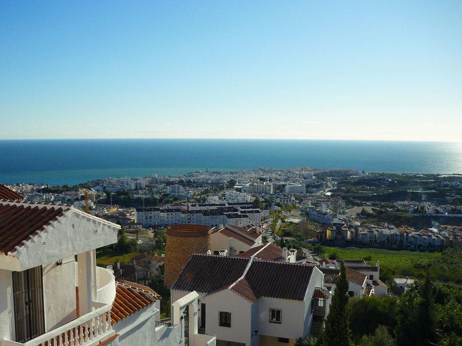Penthouse mit sensationellem 180° Panorama-Meerblick