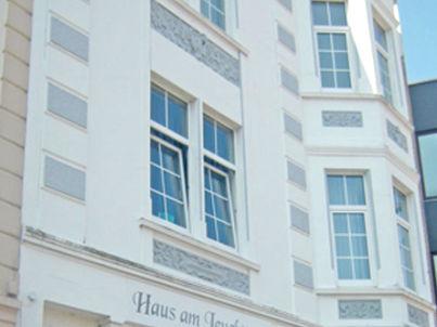"""Haus am Leuchtturm - Wohnung """"Sterne"""""""