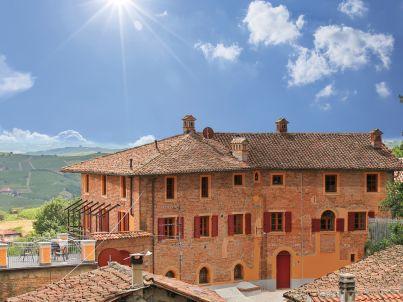 Barbera in the Villa Pesce
