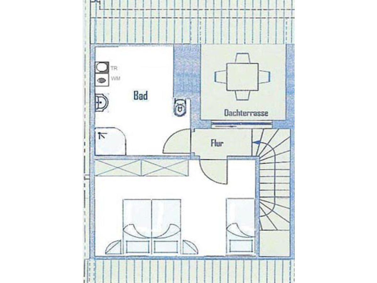 Badezimmer Grundriss Dachgeschoss : Grundriss Dachgeschoss