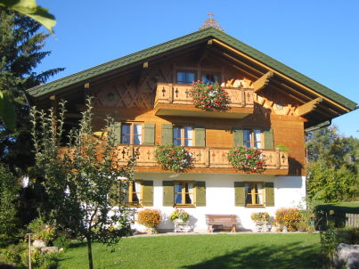 """Lindenbichl"" - Landhaus Staffelsee"