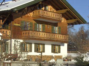 """Ferienwohnung """"Lindenbichl"""" - Landhaus Staffelsee"""