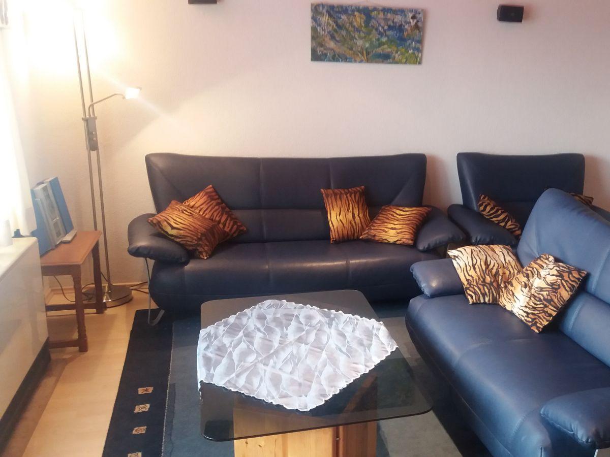Herrmanns ferienhaus zandt frau reinhilde herrmann - Couchgarnitur wohnzimmer ...