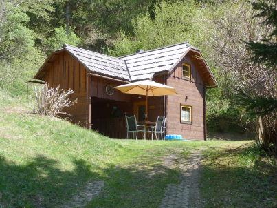 Murmeltier  -  Haus Rot am See