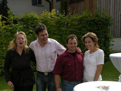 Ihr Gastgeber Manfred und Sonja Lutz