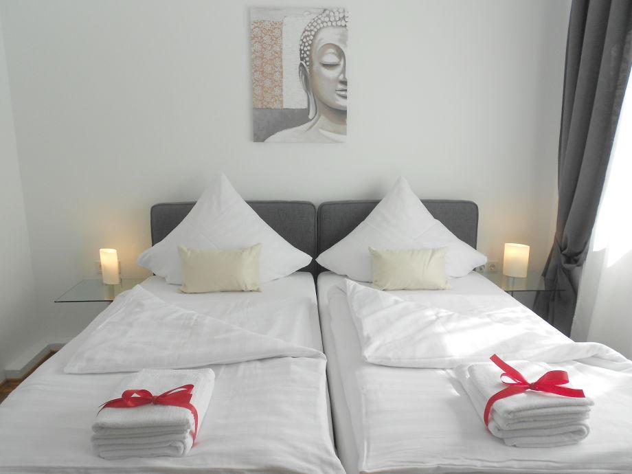 Schlafzimmer 1 in Wg. 1-3