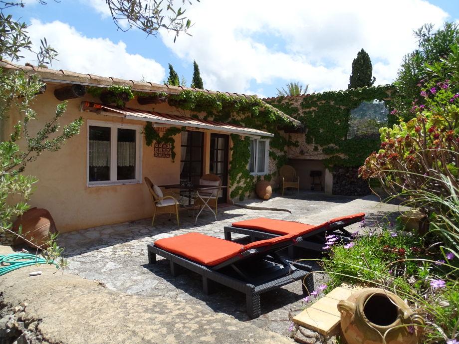 Gästehaus FincaOase Can Negre in Son Macia auf Mallorca
