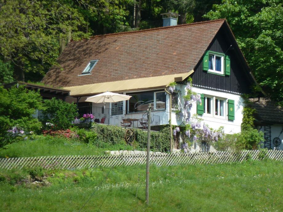 Außenaufnahme Seegerhaus