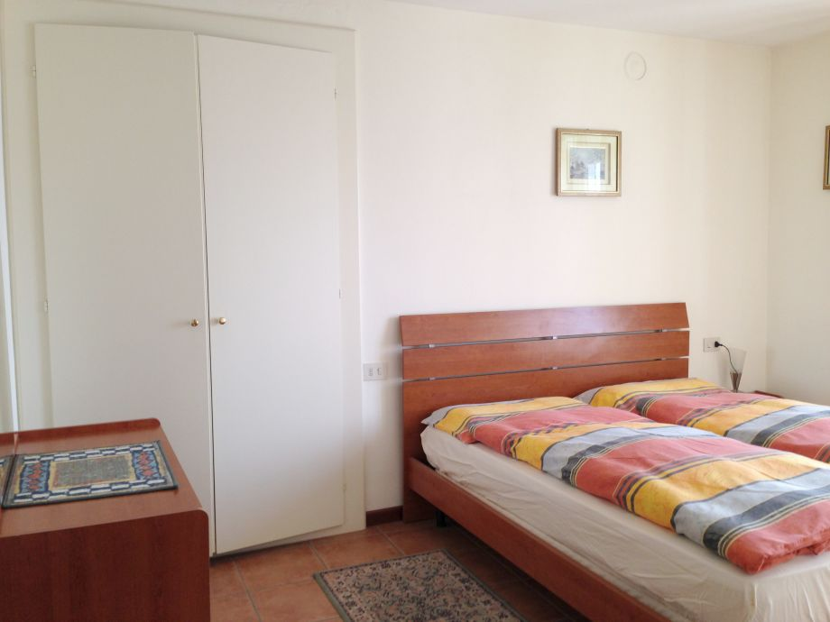 1. Doppelzimmer mit Balkon und Seesicht