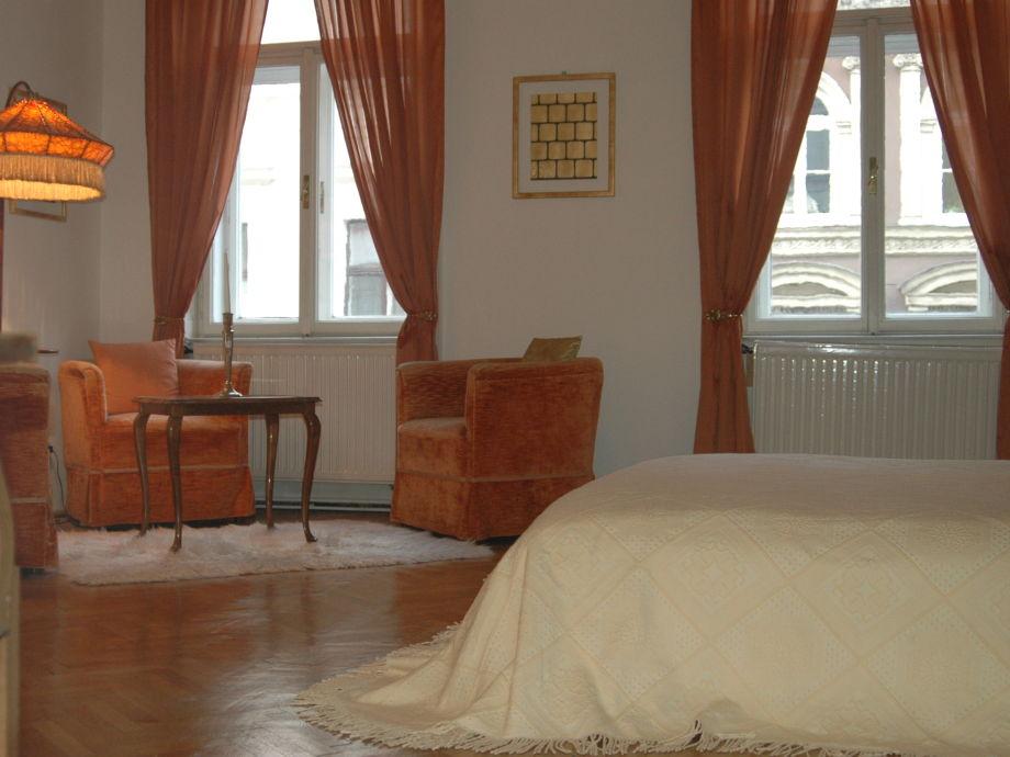 Ausstattung Ferienwohnung Wien Zentrum