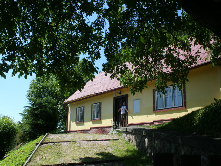Ferienhaus Yellow Cottage
