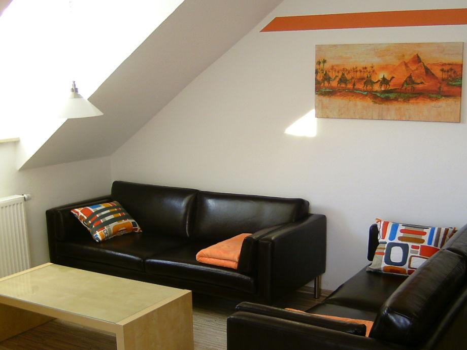Ferienwohnung familie zeidler fichtelgebirge oberfranken bayern familie uwe und elke zeidler - Sitzgruppe wohnzimmer ...