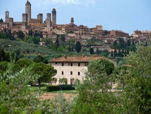 Ferienwohnung Fattoria Monte Oliveto - Fusaia