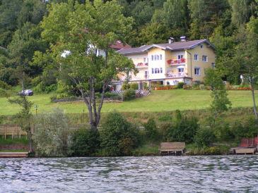 Holiday apartment Seeruhe 1 - Ferienwohnungen Seeruhe