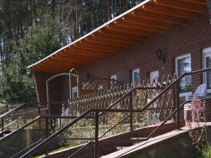 """Ferienhaus Typ 1 in der Feriensiedlung """"Am Grundlossee"""""""