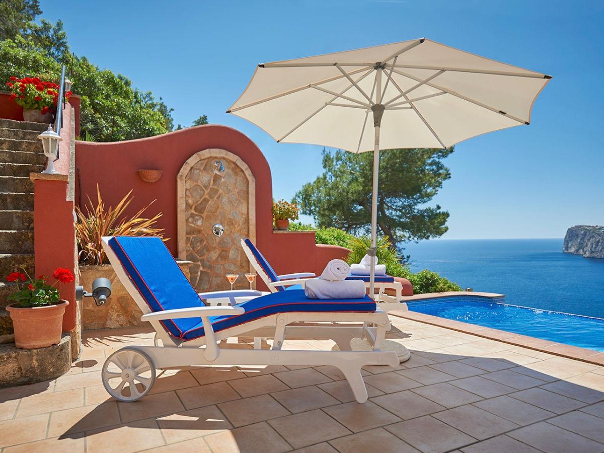 Ferienwohnung Victoria C Las Escaleras Mallorca Südwesten - Mallorca urlaub appartement 2 schlafzimmer