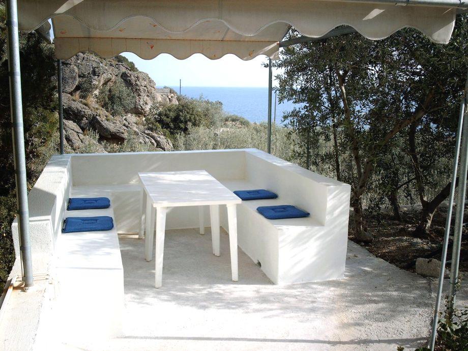 ferienwohnung roma mit berdachter terrasse suedostk ste kreta herr roland krapf. Black Bedroom Furniture Sets. Home Design Ideas