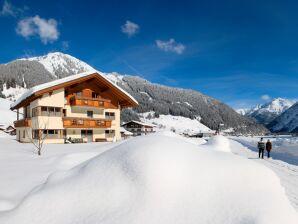 Ferienwohnung Lumper im Lechtal für 4-6 Personen