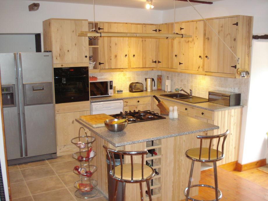 Küche Mit Amerikanischem Kühlschrank : ferienhaus hope cottage manche firma french gites in normandy frau amanda thompson ~ Sanjose-hotels-ca.com Haus und Dekorationen