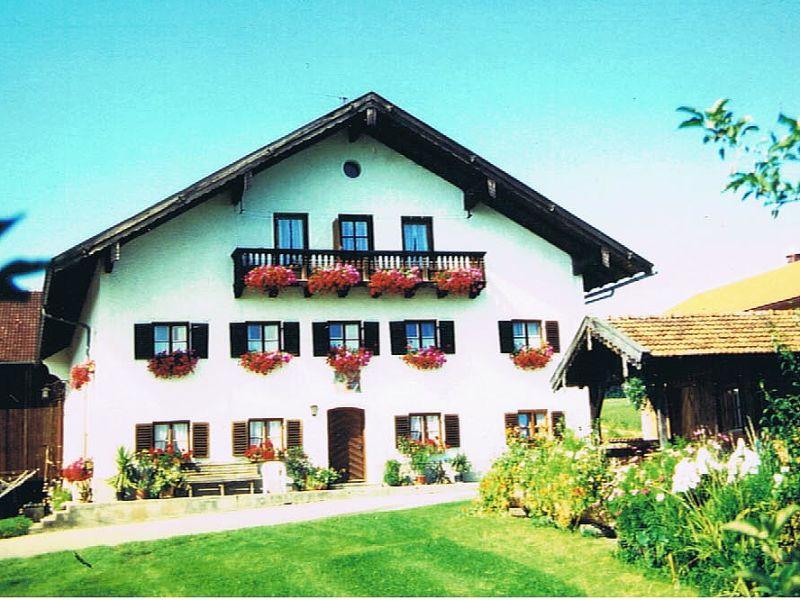 Bauernhof Krautenbacher Hof, Familie Haselberger