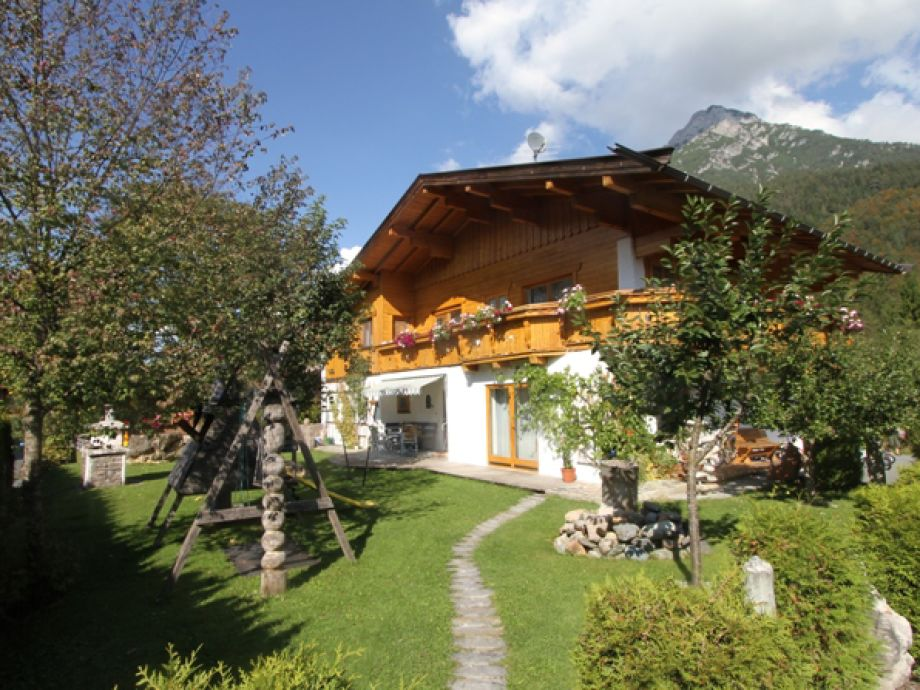apartment house in St. Ulrich am Pillersee