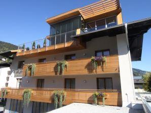 Ferienwohnung 3 Saalbach
