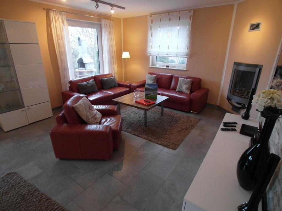 ferienhaus villa am see mecklenburgische seenplatte. Black Bedroom Furniture Sets. Home Design Ideas