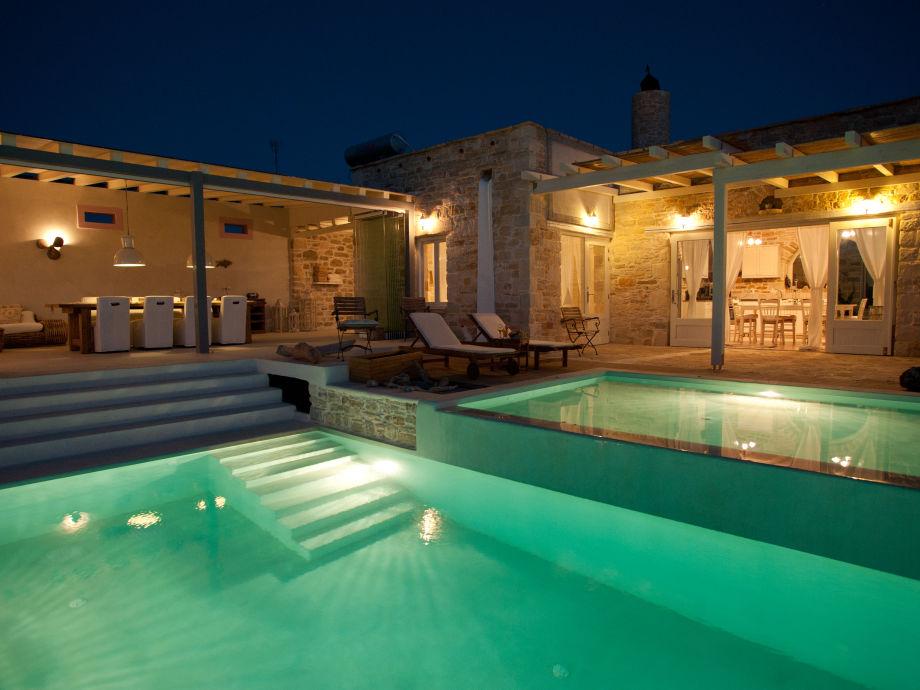 Villa Thea Aussenwohnbereich