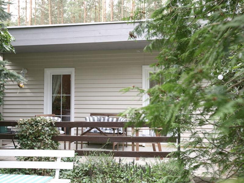 Ferienhaus in traumhaft, sonniger Waldrandlage