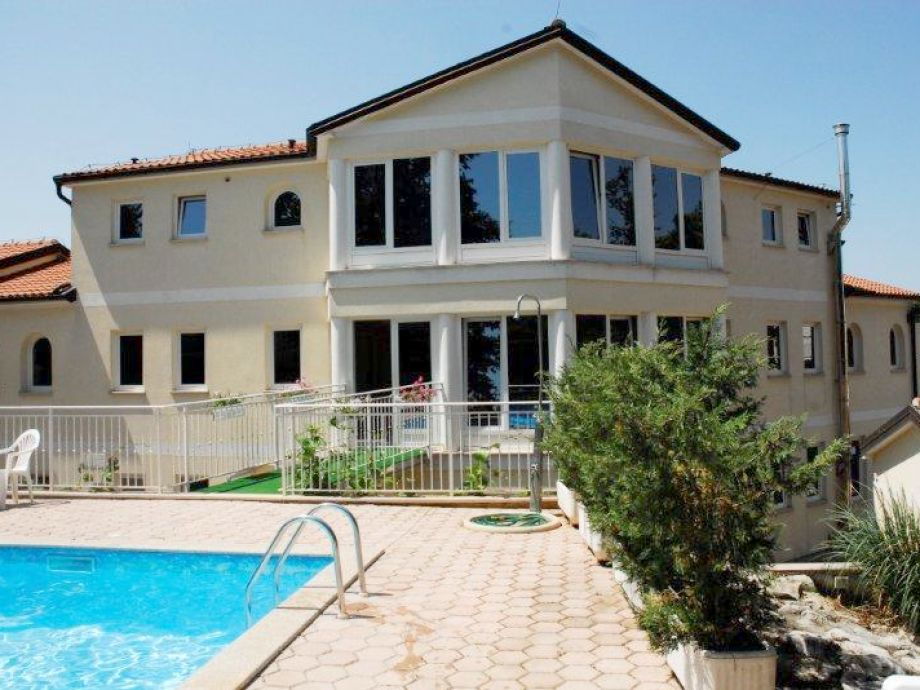 Pension in Istrien mit Pool