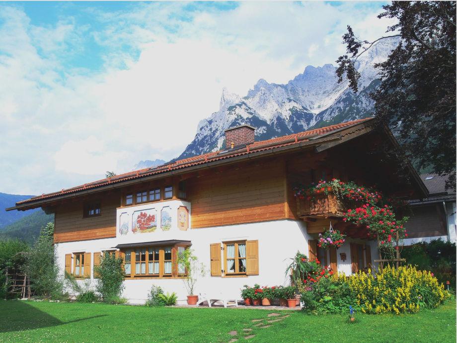 Haus Rotbuche mit Garten
